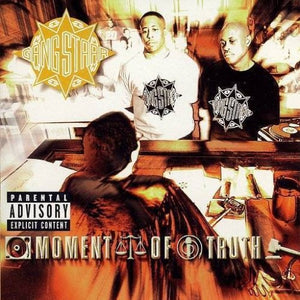 GANG STARR <br/> <small>MOMENT OF TRUTH</small>