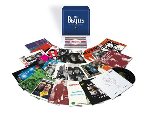 BEATLES <br/> <small>SINGLES COLLECTION (W/BOOK) (B</small>