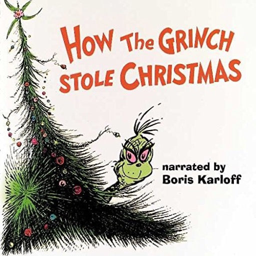 HOW THE GRINCH STOLE CHRISTMAS <br/> <small>HOW THE GRINCH STOLE CHRISTMAS</small>