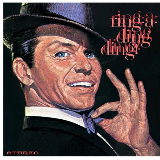 SINATRA,FRANK <br/> <small>RING-A-DING DING</small>