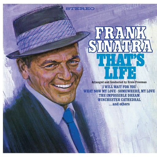 SINATRA,FRANK <br/> <small>THAT'S LIFE</small>