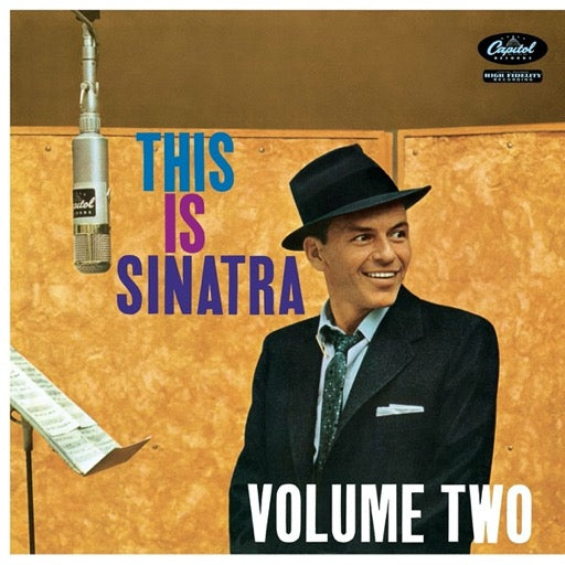 SINATRA,FRANK <br/> <small>THIS IS SINATRA VOLUME TWO</small>