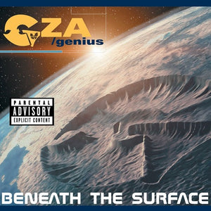 GZA <br/> <small>BENEATH THE SURFACE</small>
