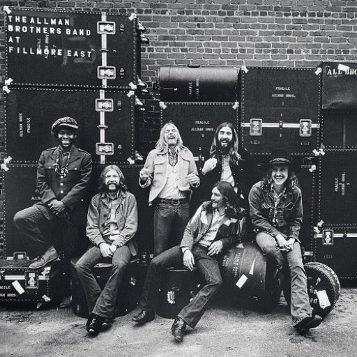 ALLMAN BROTHERS BAND <br/> <small>AT FILLMORE EAST (OGV)</small>