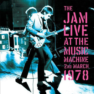 JAM <br/> <small>LIVE AT THE MUSIC MACHINE (HOL</small>