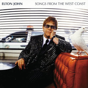JOHN,ELTON <br/> <small>SONGS FROM THE WEST COAST (OGV</small>