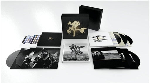 U2 <br/> <small>JOSHUA TREE (BOX) (DLX) (OGV)</small>