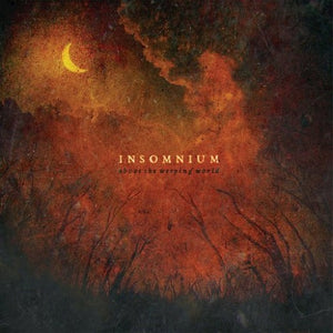 INSOMNIUM <br/> <small>ABOVE THE WEEPING WORLD (COLV)</small>