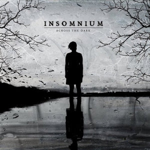 INSOMNIUM <br/> <small>ACROSS THE DARK (COLV) (SLV)</small>