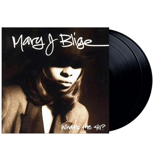 BLIGE,MARY J <br/> <small>WHAT'S THE 411 (REIS)</small>