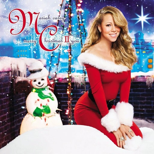 CAREY,MARIAH <br/> <small>MERRY CHRISTMAS II YOU</small>