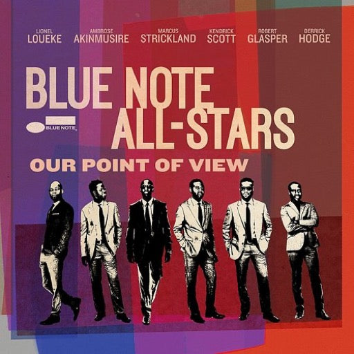 BLUE NOTE ALL-STARS <br/> <small>OUR POINT OF VIEW</small>