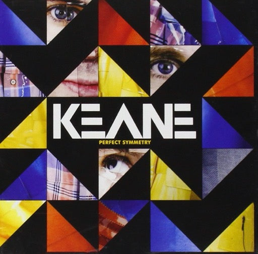 KEANE <br/> <small>PERFECT SYMMETRY (OGV)</small>