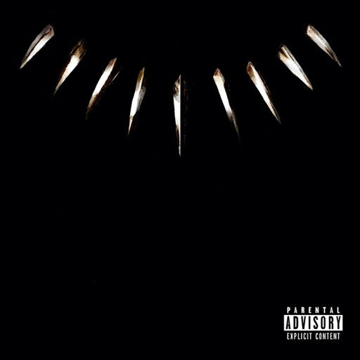 BLACK PANTHER THE ALBUM MUSIC <br/> <small>BLACK PANTHER THE ALBUM MUSIC</small>