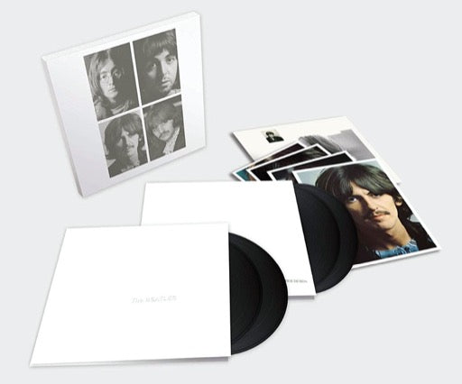 BEATLES <br/> <small>BEATLES (THE WHITE ALBUM) BOX</small>