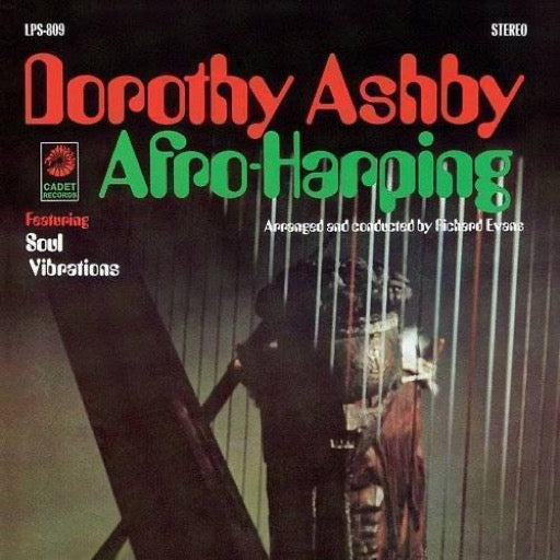 ASHBY,DOROTHY <br/> <small>AFRO-HARPING</small>