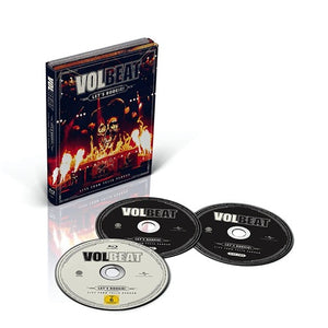 VOLBEAT <br/> <small>LET'S BOOGIE (LIVE FROM TELIA</small>