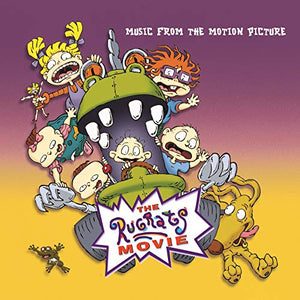 RUGRATS MOVIE: MUSIC FROM THE <br/> <small>RUGRATS MOVIE: MUSIC FROM THE</small>
