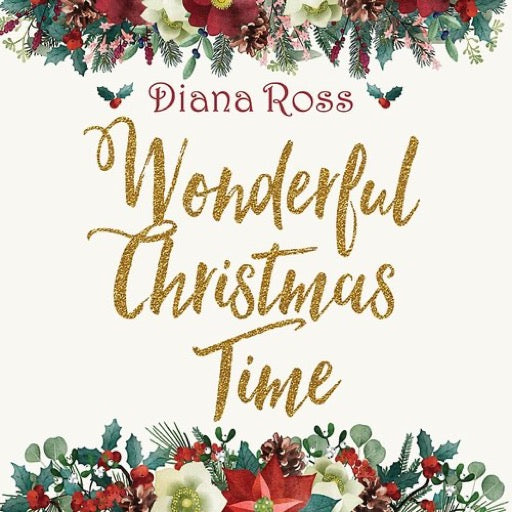 ROSS,DIANA <br/> <small>WONDERFUL CHRISTMAS TIME</small>