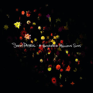 SNOW PATROL <br/> <small>HUNDRED MILLION SUNS</small>