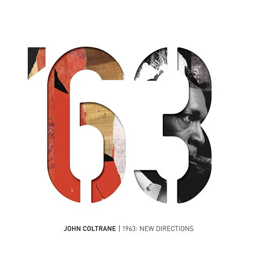 COLTRANE,JOHN <br/> <small>1963: NEW DIRECTIONS (BOX)</small>