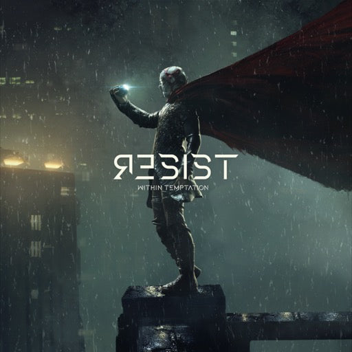 WITHIN TEMPTATION <br/> <small>RESIST</small>