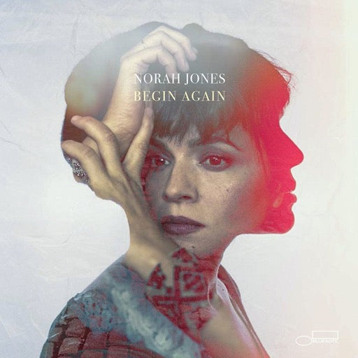JONES,NORAH <br/> <small>BEGIN AGAIN</small>