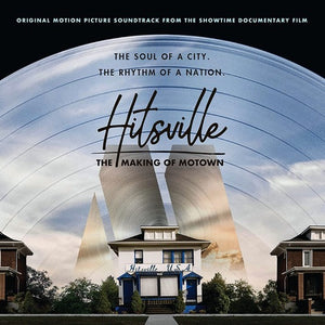 HITSVILLE <br/> <small>HITSVILLE: THE MAKING OF MOTOW</small>