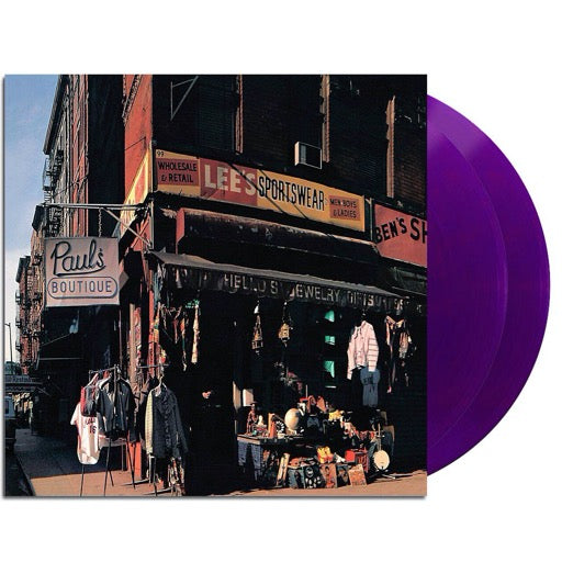 BEASTIE BOYS <br/> <small>PAUL'S BOUTIQUE (COLV)</small>