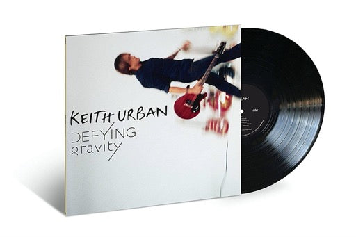 URBAN,KEITH <br/> <small>DEFYING GRAVITY</small>