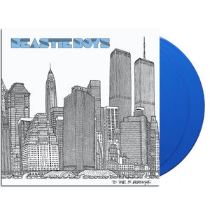 BEASTIE BOYS <br/> <small>TO THE 5 BOROUGHS (COLV)</small>