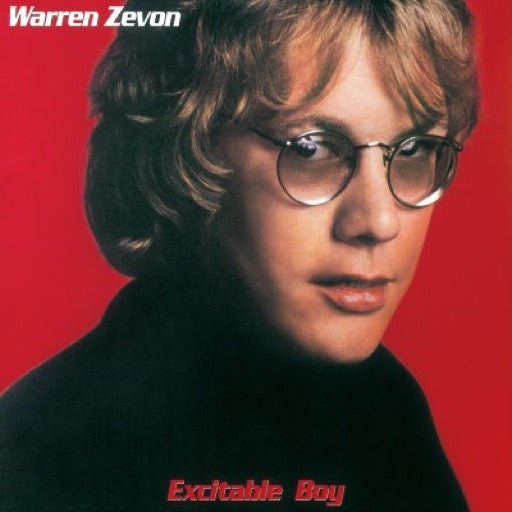 ZEVON,WARREN <br/> <small>EXCITABLE BOY (COLV) (RED)</small>