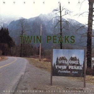 BADALAMENTI,ANGELO <br/> <small>MUSIC FROM TWIN PEAKS (COLV) (</small>