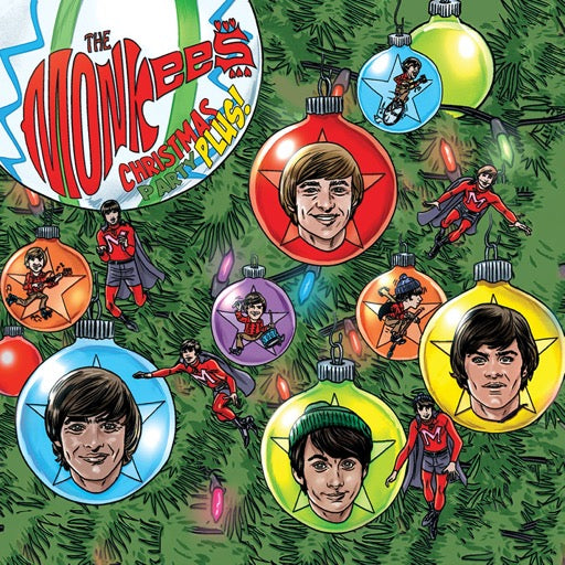 MONKEES <br/> <small>BF CHRISTMAS PARTY PLUS (REX)</small>