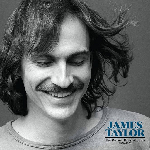 TAYLOR,JAMES <br/> <small>WARNER BROS. ALBUMS: 1970-1976</small>