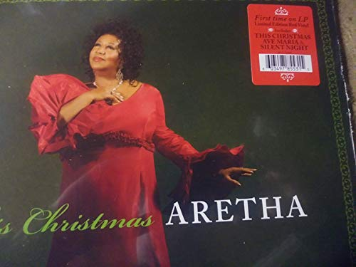 FRANKLIN,ARETHA <br/> <small>THIS CHRISTMAS</small>