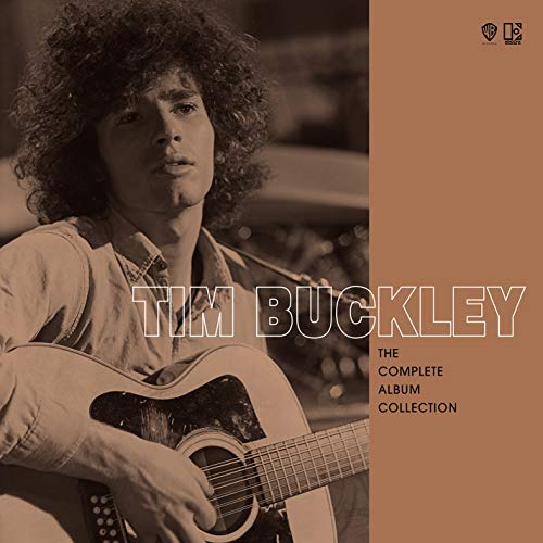 BUCKLEY,TIM <br/> <small>ALBUM COLLECTION 1966-1972 (BL</small>