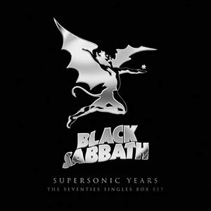 BLACK SABBATH <br/> <small>SUPERSONIC YEARS: THE SEVENTIE</small>