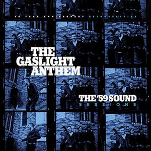 GASLIGHT ANTHEM <br/> <small>59 SOUND SESSIONS (DLX) (GATE)</small>