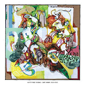 AJJ (ANDREW JACKSON JIHAD) <br/> <small>UGLY SPIRAL: LOST WORKS 2012-2</small>