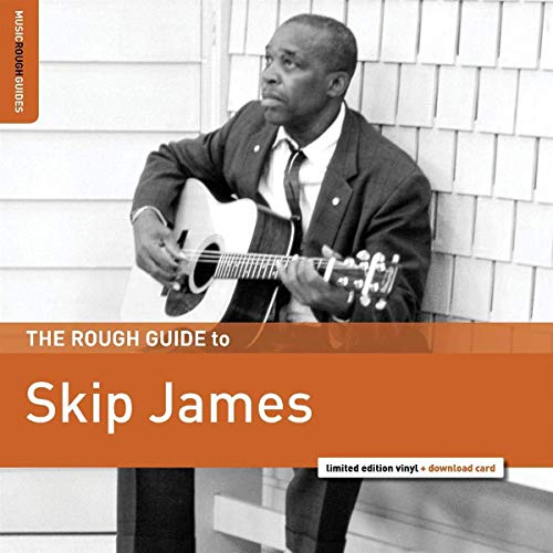JAMES,SKIP <br/> <small>ROUGH GUIDE TO SKIP JAMES (DLC</small>