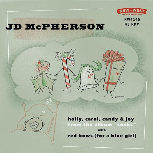 MCPHERSON,JD <br/> <small>BF HOLLY CAROL CANDY & JOY/ RE</small>