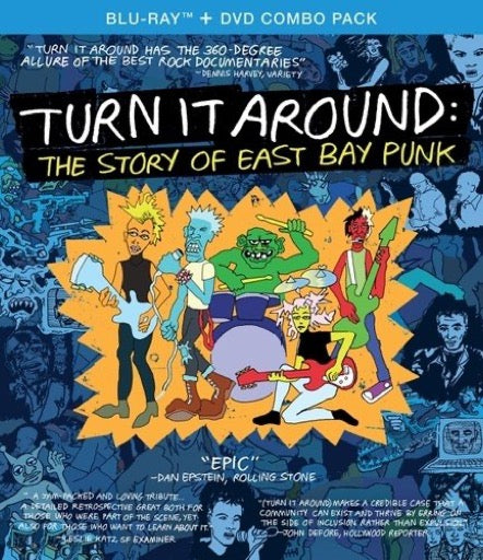 TURN IT AROUND: STORY OF EAST <br/> <small>TURN IT AROUND: STORY OF EAST</small>
