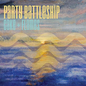 PARTY BATTLESHIP <br/> <small>CAKE & FLAMES</small>