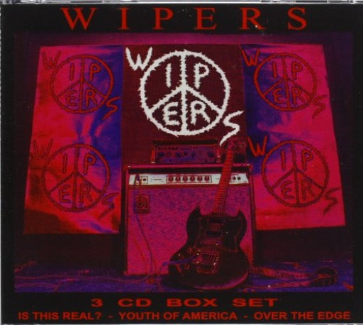 WIPERS <br/> <small>WIPERS BOX SET</small>