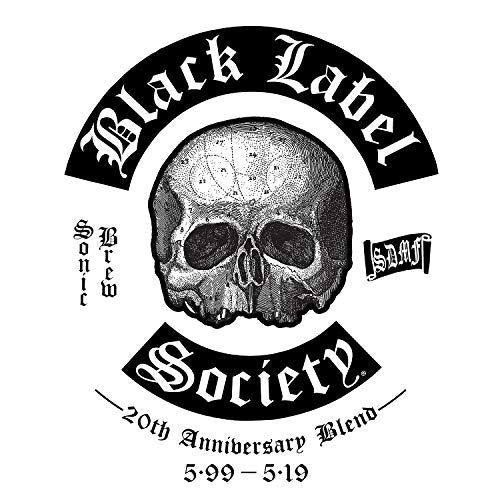 BLACK LABEL SOCIETY <br/> <small>SONIC BREW (20TH ANNIVERSARY B</small>