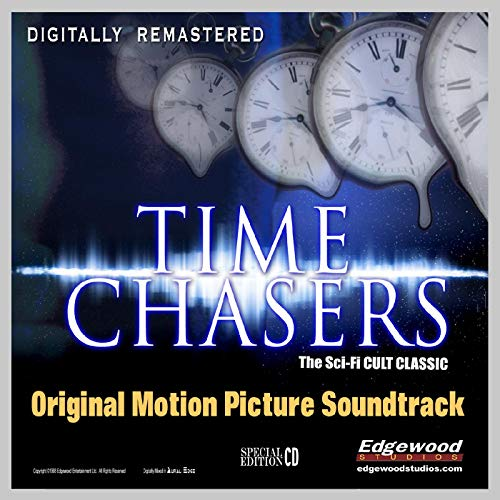 TIME CHASERS / ORIGINAL MOTION <br/> <small>TIME CHASERS / ORIGINAL MOTION</small>