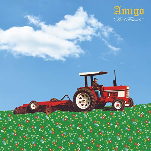 AMIGO <br/> <small>FRIENDS</small>