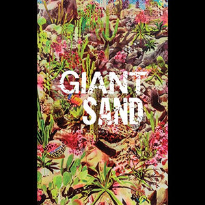GIANT SAND <br/> <small>RETURNS TO THE VALLEY OF RAIN</small>
