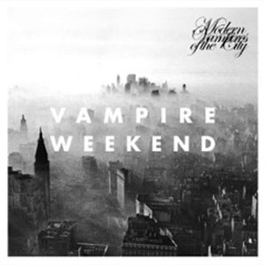 VAMPIRE WEEKEND <br/> <small>MODERN VAMPIRES OF THE CITY</small>